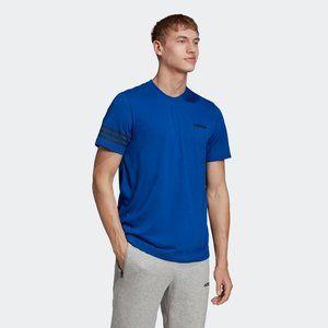 Adidas EI9773 Motion Tech Tee Blue